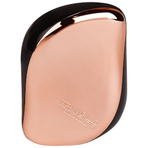 Brosse de Poche Compact Styler Hairbrush Tangle Teezer – Rose Gold Luxe