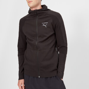 Puma Men's Pace Evoknit Move Hoody - Puma Black