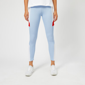 Puma Women's Retro Rib Leggings - Cerulean