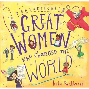 Bookspeed: Fantastically Great Women