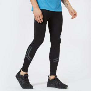 Asics Men's Icon Tights - Performance Black/Dark Grey