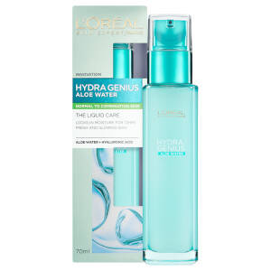 L'Oreal Paris Hydra Genius Liquid Care Moisturiser Combination Skin 70ml