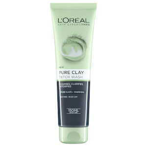 L'Oréal Paris Pure Clay Detox Foam Wash 150ml