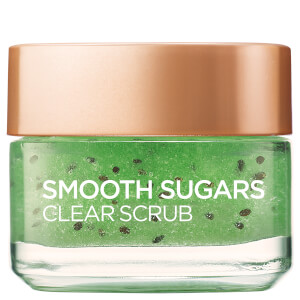 L'Oréal Paris Smooth Sugars Clearing Sugar Scrub 50ml