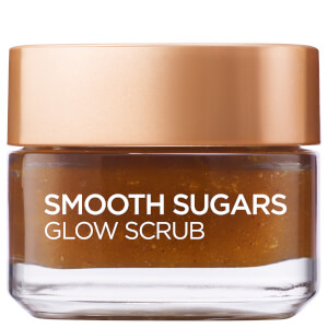 L'Oreal Paris Smooth Sugars Glowing Sugar Scrub 50ml