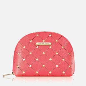 Michael Kors Pink Cosmetics Bag (Free Gift)