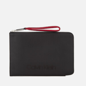 Calvin Klein Women's Pop Touch Pouch - Black