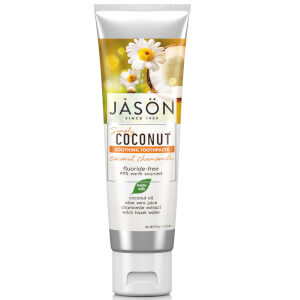 JASON Soothing Coconut Chamomile Toothpaste 119g