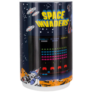 Space Invaders projectielicht