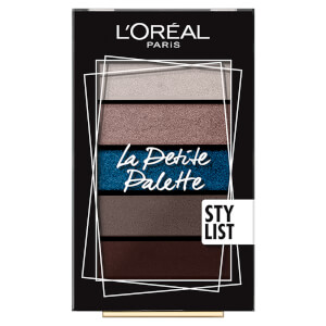 L'Oréal Paris Mini Eyeshadow Palette - 04 Stylist