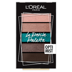 L'Oréal Paris Mini Eyeshadow Palette - 03 Optimist