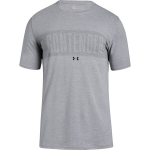 Under Armour MFO Training Verbiage 4 T-Shirt - Grey