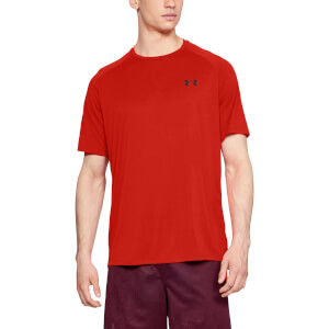 Under Armour Tech T-Shirt - Red