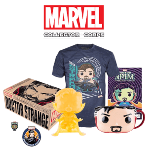 Marvel Collector's Corps Box - Doctor Strange