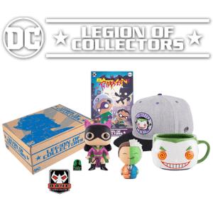 Box DC Legion of Collectors - Méchants Batman