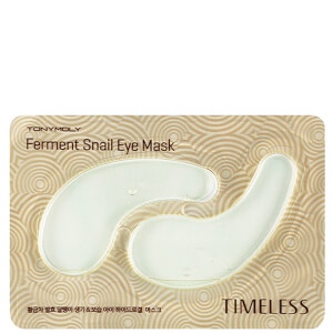 TONYMOLY Timeless Ferment Snail Eye Mask
