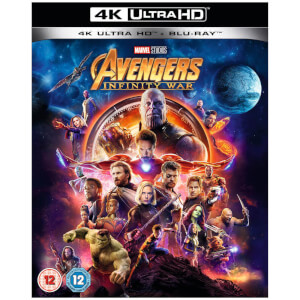 Vengadores: Infinity War 4K Ultra HD