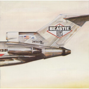 Beastie Boys - Licensed To Ill 12 Inch LP