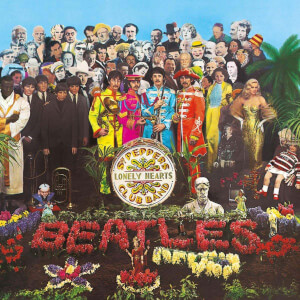 The Beatles - Sgt Pepper's Lonely Hearts Club Band (2017 Stereo) - Vinyl