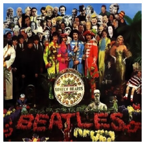 Sgt Pepper's Lonely Hearts Club Band (2017 Stereo) Vinyl