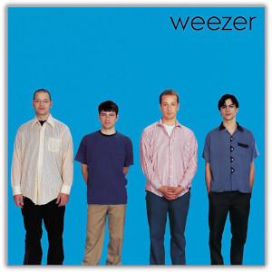 Weezer - Blue Album 12 Inch LP