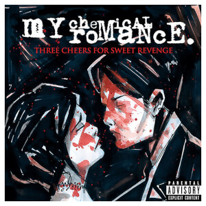 Three Cheers For Sweet Revenge Vinyl