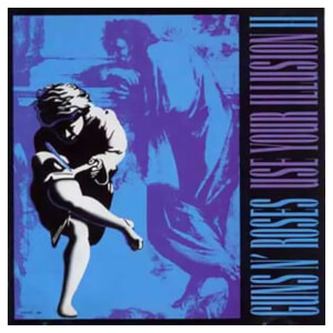 Guns N Roses - Use Your Illusion 2 - Vinyl