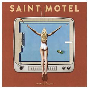 Saintmotelevision Vinyl
