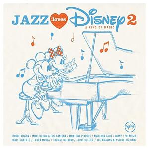 Jazz Loves Disney 2: A Kind Of Magic/Various Vinyl