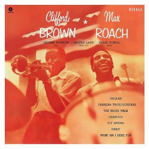 Clifford Brown & Max Roach Vinyl