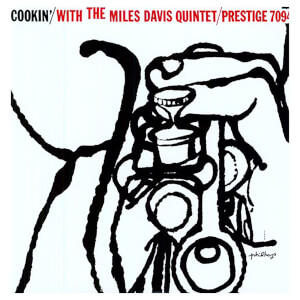 Cookin With The Miles Davis Quintet Vinyl