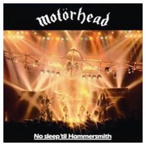 No Sleep Til Hammersmith Vinyl