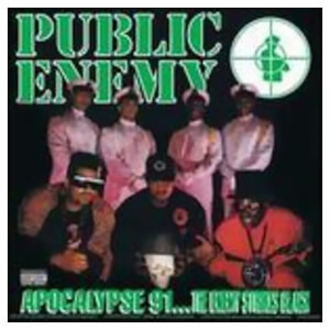 Apocalypse 91:The Enemy Strikes Black Vinyl