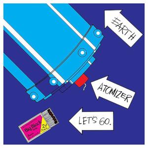 Atomizer Vinyl