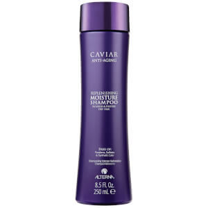 Alterna Caviar Moisture Shampoo 250ml with Infinite Color Hold Vibrancy Serum 15ml