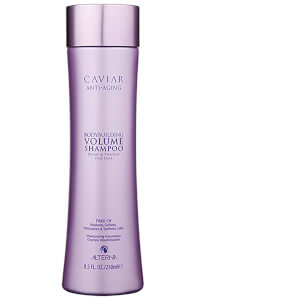 Alterna Caviar Volume Shampoo 250ml with Infinite Color Hold Vibrancy Serum 15ml (Worth £38.50)