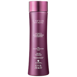 Alterna Caviar Infinite Shampoo 250ml with Infinite Color Hold Vibrancy Serum 15ml