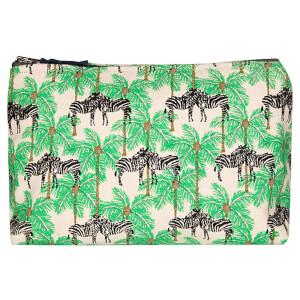 Fenella Smith Zebra Make-Up Bag - Small