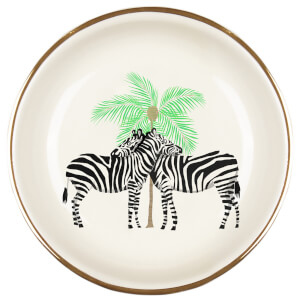 Fenella Smith Zebra Ring Plate