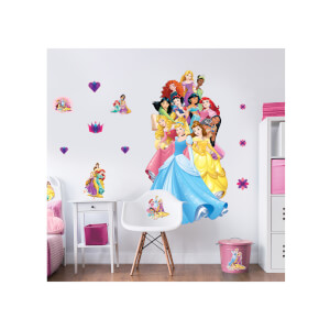 Walltastic Disney Princess Large Character Sticker