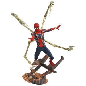 Avengers Infinity War Marvel Premier Collection Statue 30cm - Iron Spider-Man