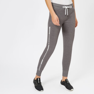 Under Armour Women's Ottoman Fleece Pants - Charcoal Light Heather