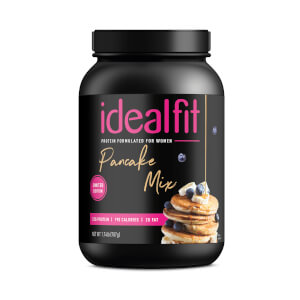 IdealFit Protein Pancake Mix - Unflavored