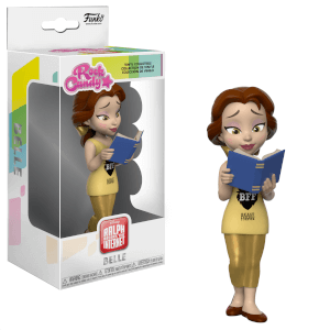 Figurine Rock Candy - Ralph Casse L'Internet - Belle
