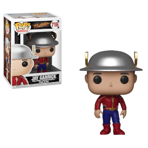 DC The Flash Jay Garrick Pop! Vinyl Figure