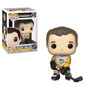 Figurine Pop! NHL Penguins - Evgeni Malkin Away Jersey