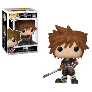 Disney Kingdom Hearts 3 Sora Pop! Vinyl Figure