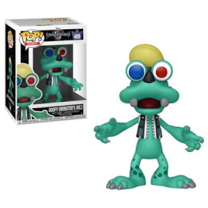 Disney Kingdom Hearts 3 - Pippo versione Monsters & Co Pop! Vinyl