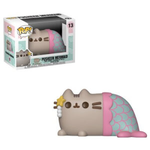 Figurine Pop! Sirène - Pusheen Le Chat