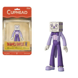 Figurine Funko - King Dice - Cuphead